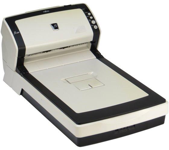 Fujitsu fi-6230 Scanner Dokumentenscanner ADF Duplex 80ppm B- Ware ohne Netzteil