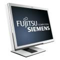 "24"" TFT LCD Fujitsu P24W-5 ECO 1920x1200 5ms DVI HDMI USB teilweise vergilbt"