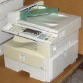 Gestetner Aficio DSm415pf All-in-One FAX Kopierer Scanner ADF NETZ Laserdrucker B-Ware