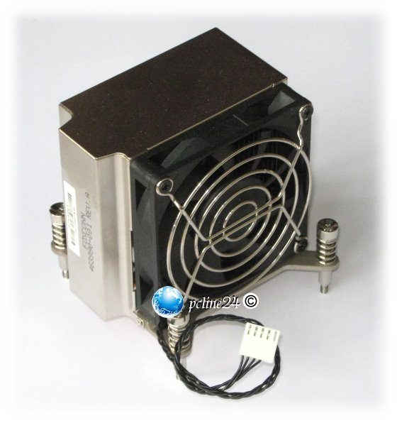 HP CPU Kühler mit Lüfter für Z400 Z600 Z800 FAN + Heatsink 463990-001