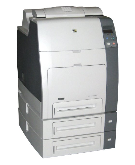 HP Color LJ 4700DTN 30 ppm 256MB Duplex 231.600 Seiten Farblaserdrucker B-Ware