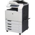 HP Color LJ CM6030f MFP Farb-Kopierer Scanner Drucker mit Duplex NETZ ADF DIN A3