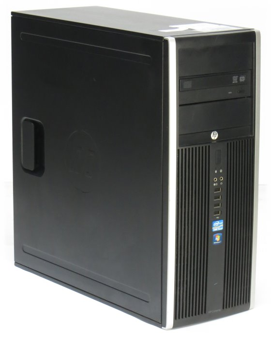 HP Elite 8300 CMT Quad Core i5 3470 @ 3,2GHz 4GB 500GB DVD Tower B-Ware
