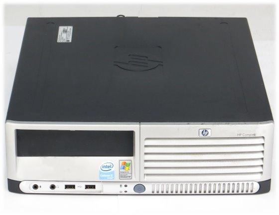 HP Compaq dc7700 Celeron 420 @ 1,6GHz 2GB 80GB Computer SFF