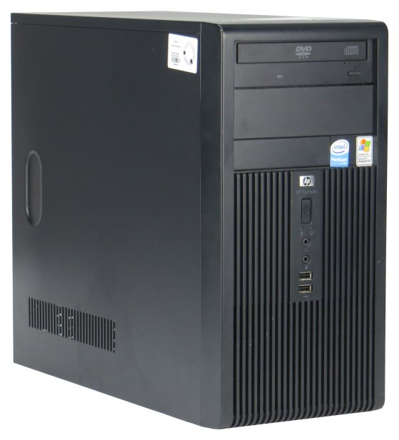 HP Compaq dx2300 MT Dual Core E2160 @ 1,8GHz 2GB 160GB DVD Computer