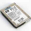 "2,5"" HP DH072BB978 72GB 15K SAS HDD ST973451SS Festplatte"