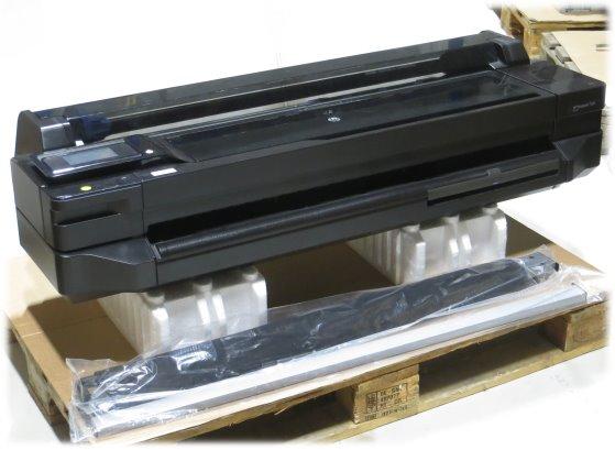 HP Designjet T520 36-in Plotter 36 Zoll 914 mm 1GB LAN USB WiFi