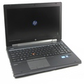"15,6"" HP EliteBook 8560w Core i5 2540M @ 2,6GHz 8GB 500GB (Akku/ODD defekt, Bios PW)"