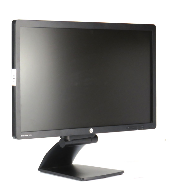 "23"" TFT LCD HP EliteDisplay E231 FullHD 1920 x 1080 VGA DVI DisplayPort USB 5ms"