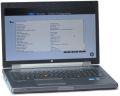 "17,3"" HP Elitebook 8760w Core i5 2540M 2,6GHz 8GB 500GB Webcam GPS eSATA DVD±RW"