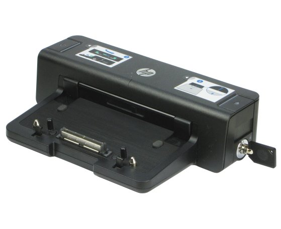 HP HSTNN-I11X A7E32AA Dockingstation 4x USB 3.0 Elitebook 8460p 8470p 8560w 8570w