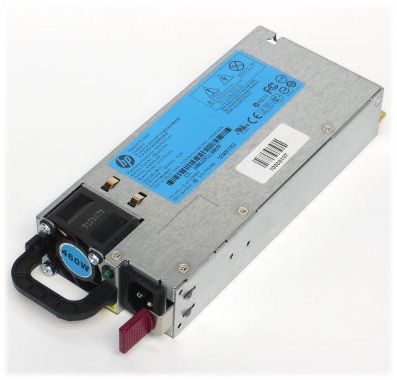 HP HSTNS-PL14 Netzteil für ProLiant DL360 DL380 G6/G7 P/N 499250-201 Spare 511777-001