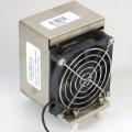 HP CPU Kühler+Lüfter/Heatsink+Fan für xw6400 xw6600 xw8400 xw8600 398293-003