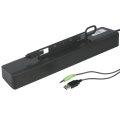 HP LCD Speaker Bar NQ576AA H-108 Lautsprecher für TFT Monitore Soundbar