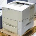 HP LaserJet 4100TN 32MB 24ppm LAN 2.PF Laserdrucker B-Ware