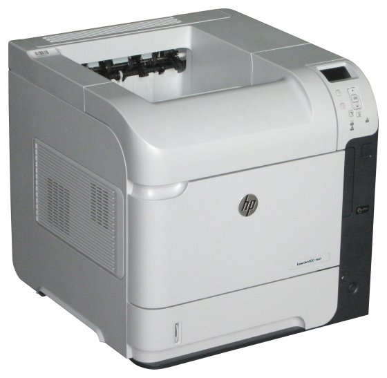 HP LaserJet 600 M601n 32ppm 512MB LAN Laserdrucker defekt 99.09.67 Fehler