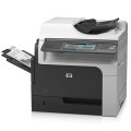 HP LaserJet M4555 MFP Kopierer Drucker Scanner ADF Duplex 15.000 Seiten