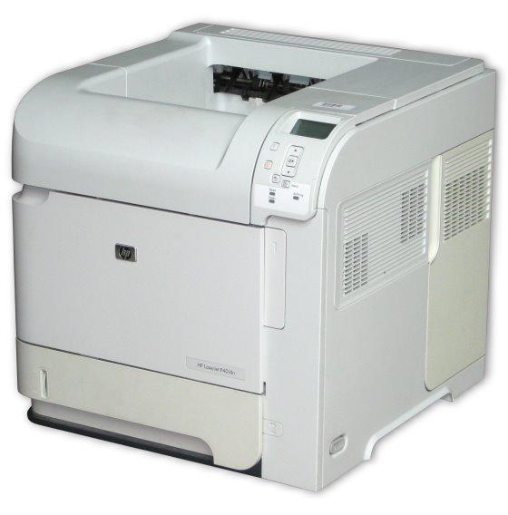 HP LaserJet P4014n 43ppm 128MB LAN Laserdrucker B-Ware Mechanikgeräusche