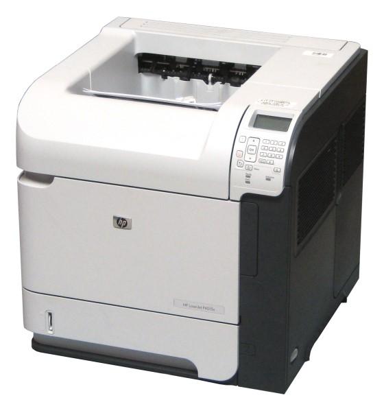 HP LaserJet P4015n 50ppm 128MB NETZ B-Ware vergilbt