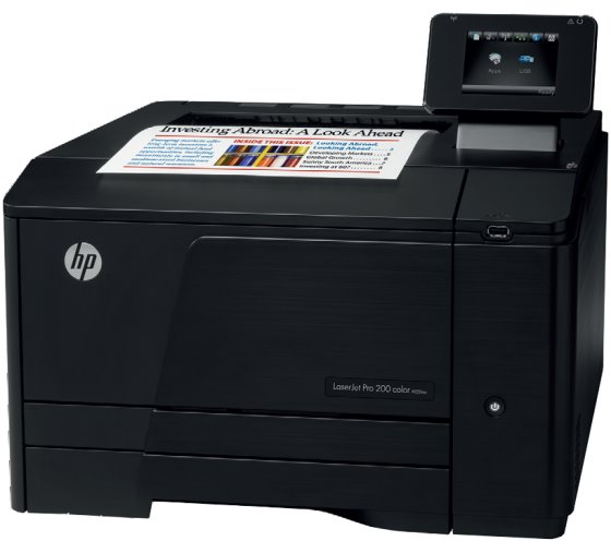 HP LaserJet Pro 200 color m251nw 14 ppm 1GB LAN WLAN Farblaserdrucker defekt
