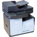 HP Officejet Color MFP X585f All-in-One FAX Kopierer Scanner Drucker unter 100 Seiten
