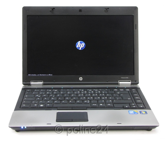 HP ProBook 6450b i3 2,4GHz 4GB 250GB DVDRW englisch Webcam (BIOS PW, ohne NT) B-Ware