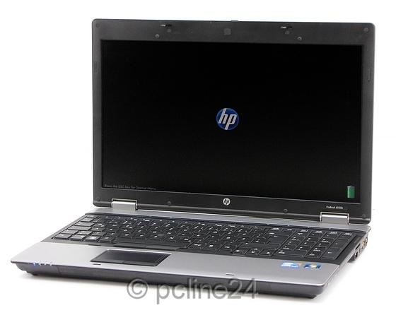 "HP ProBook 6550b Core i5 M520 @ 2,4GHz 4GB 250GB DVD±RW 15,6"" 39,62cm Bt B-Ware"