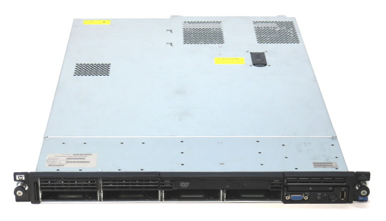 HP ProLiant DL360 G6 Server 2x Xeon Quad Core X5550 @ 2,66GHz 12GB Smart Array P410i 2x PSU