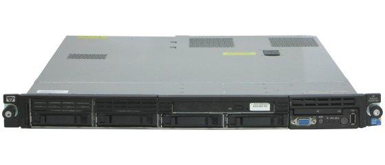 HP ProLiant DL360 G6 2x Xeon Quad Core X5570 @ 2,93GHz 12GB P410i SAS Server