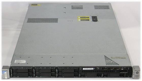 HP ProLiant DL360p G8 2x Xeon Octa Core E5-2690 @ 2,9GHz 32GB Server