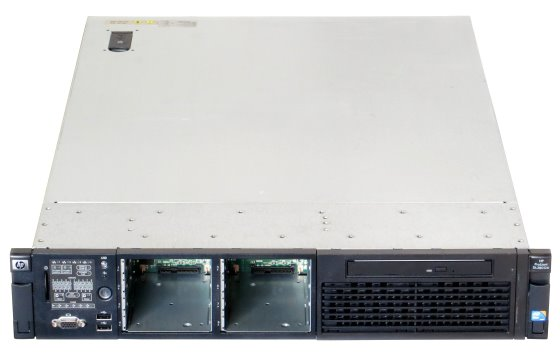HP ProLiant DL380 G6 2x Xeon Quad Core W5590 @ 3,33GHz 24GB P410i SAS Server