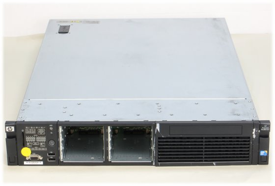 HP ProLiant DL380 G7 Xeon Quad Core E5620 @ 2,4GHz 8GB P410i /1GB Server