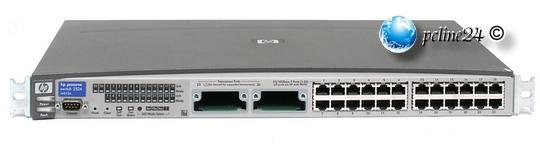 HP Procurve 2524 24-Port Switch 10/100 J4813A Fast Ethernet