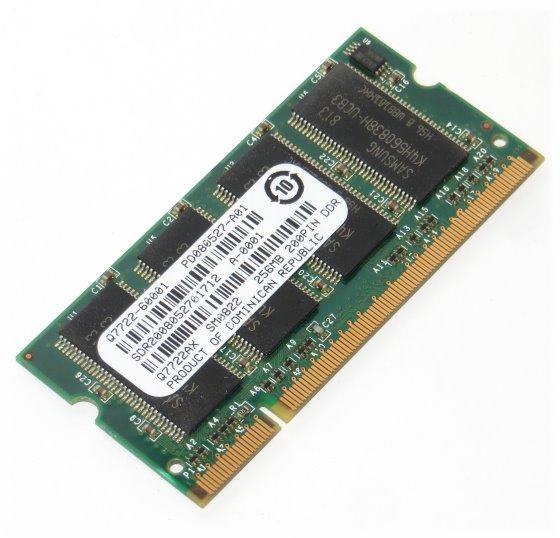 HP Q7722AX 256MB RAM für Color Laserjet 4700 5550 m9050 m9040