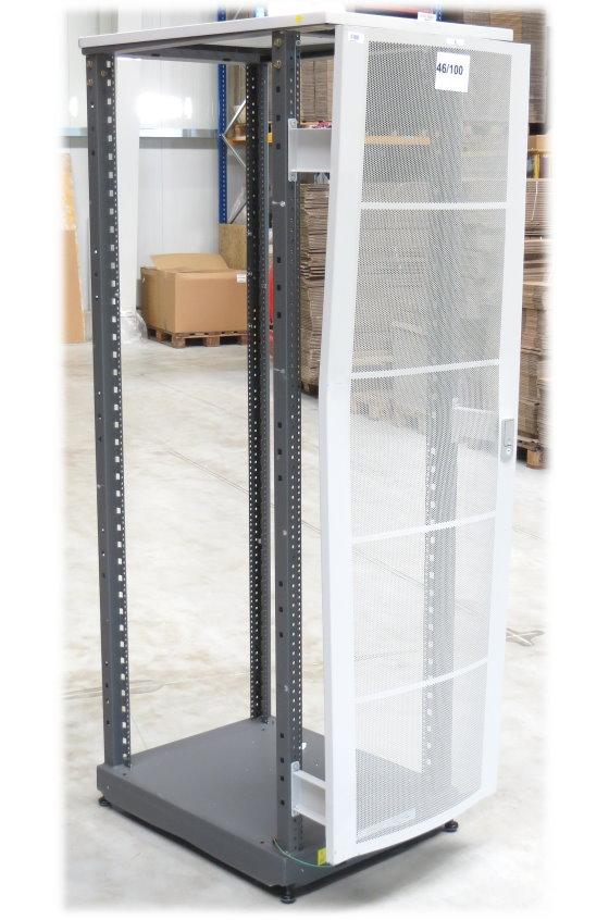 HP Rack A4902A Serverschrank 40HE/40U auf Rollen ohne Schlüssel B-Ware