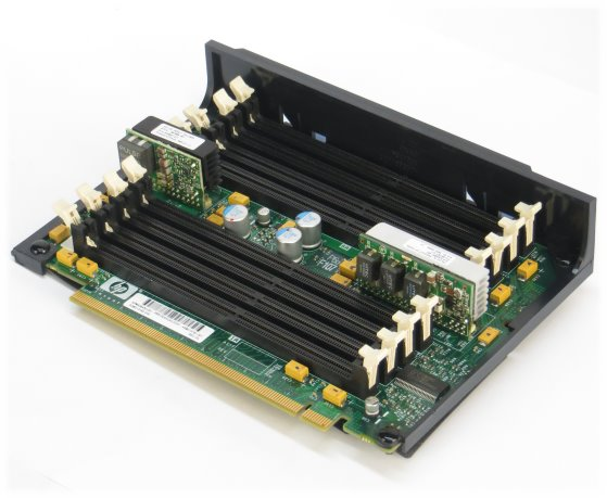 HP Riser Board 409430-001 Memory Expansion Card für ProLiant ML370 G5