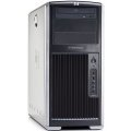 HP XW8400 2x Xeon Dual Core 5160 @ 3GHz 8GB 750GB DVD Quadro FX4600 Workstation B-Ware