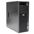 HP Z200 Workstation Barebone PC ohne CPU Ram HDD Grafikkarte optisches Laufwerk