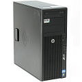 HP Z210 Xeon Quad Core E3-1230 @ 3,2GHz 4GB 500GB DVD±RW Quadro 600/1GB Workstation
