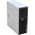 HP Z400 Xeon Quad Core W3565 @ 3,2GHz 12GB 500GB DVD±RW Quadro 4000/2GB