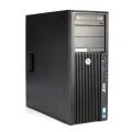 HP Z420 Xeon Quad Core E5-1620 @ 3,6GHz 16GB 500GB Quadro K2000 DVD Workstation