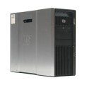 HP Z800 Xeon Quad Core X5677 @ 3,46GHz 12GB 300GB DVD Quadro 2000/1GB Workstation