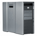 HP Z800 Xeon Hexa Core X5650 @ 2,66GHz 48GB 450GB DVD±RW Quadro 2000 Workstation B-Ware