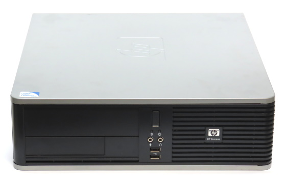 HP dc7900 SFF Intel Celeron Dual Core E3200 @ 2,4GHz 2GB 160GB (ohne DVD-ROM)