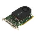 Grafikkarte HP Nvidia Quadro 2000 1GB DVI 2x DisplayPort PCI-E x16 612952-003