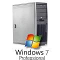 HP xw4600 Core 2 Duo E8400 @ 3GHz 4GB 160GB DVD-ROM FX1800 Windows 7 Pro B-Ware
