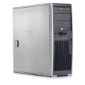 HP xw4600 Core 2 Quad Q9550 @ 2,83GHz 8GB 500GB DVD&#177;RW FireGL V7700 512MB B-Ware