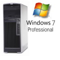 HP xw6600 2x Xeon Quad Core E5420 @ 2,5GHz 16GB 300GB DVD Windows 7 Pro B-Ware