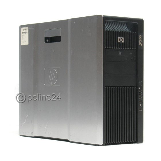 HP Z800 2x Xeon Quad-Core X5550 @ 2,66GHz 12GB 146GB DVD Quadro FX3800 1GB