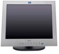 20&quot; TFT LCD HP L2025 S-IPS Panel VGA DVI-D B- Ware ohne Powerknopf